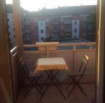 Möbliertes 18qm Zimmer in netter, kontaktfreudiger 2er-WG, Südstadt