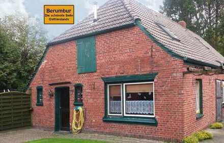Ruhig gelegenes Einfamilienhaus mit schöner Aufteilung in Berumbur! Nähe Kiessee!