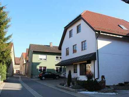 Hüffenhardt: Machen Sie was draus! Wohn- und Geschäftshaus - ehemalige Metzgerei (# 4859)