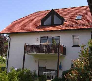 Balkon und ruhiges Wohnumfeld! Singletraum nahe der Großstadt!