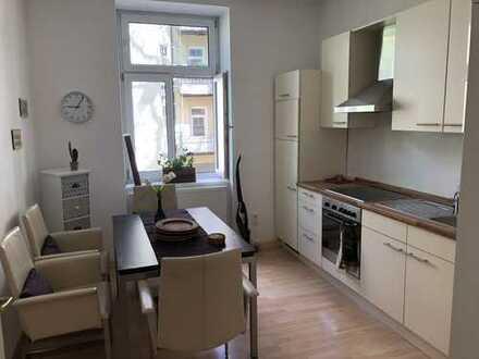 Möblierte 2-Zimmer-Whg, 33 m², für 1 Person geeignet, Warm-Miete 975 €