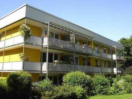 4 Zi.-Wohnung mit Balkon