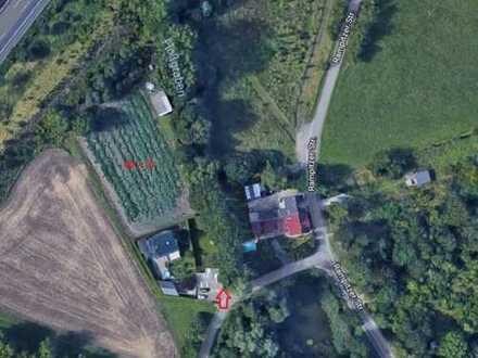 Wohnbau-, und Gartenland in Nempitz nahe der A9