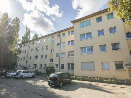 Kapitalanlage - 1 Zimmerwohnung im 2. Obergeschoss mit Balkon in ruhiger Lage