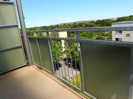 Einziehen und Geld sparen* Weitblick vom Balkon - lichtdurchflutete Zimmer