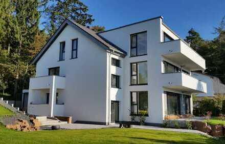 Luxuriöse moderne Wohneinheit in Leimen neben Heidelberg: zentral, ruhig + atemberaubende Aussicht