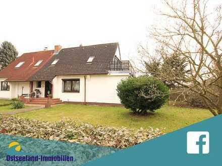 Doppelhaushälfte in ruhiger Lage | Gademow | Großes Grundstück | Balkon | Glasfaser