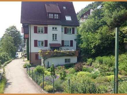 Schöne 3-Zimmer-Wohnung in stadtnaher Lage in Schiltach - frei ab 1. August
