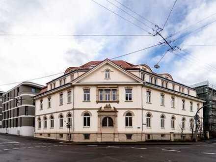 Tradition trifft Moderne - Wohnen im Stadtquartier im 1. OG
