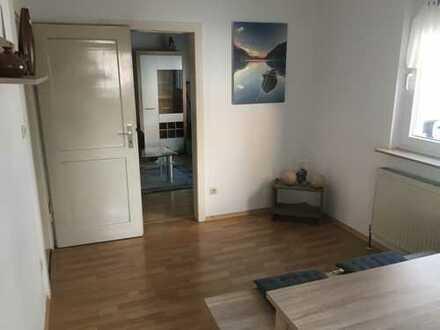 Vollmöblierte Wohnung in der Heilbronner Kernstadt mit Garage