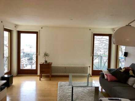 Helle, großzügige drei Zimmer Wohnung in Freiburg im Breisgau, Tiengen