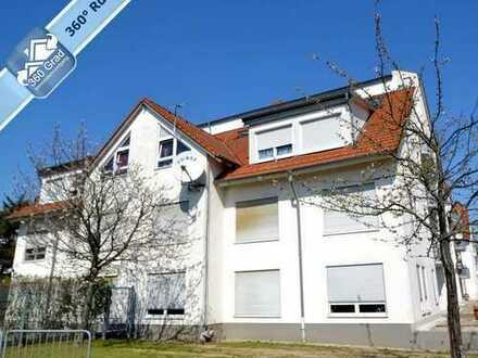 Kapitalanlage - 2-Zimmer-Maisonettewohnung mit Stellplatz in Germersheim
