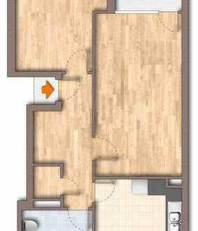 Sonnige 2-Zimmer-Wohnung in unmittelbarer Seenähe