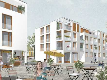 """Gemütliche 2-Zimmer Eigentumswohnung """"am Sonnenrain"""" (Haus 1)"""