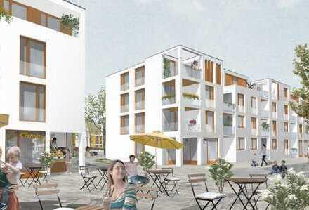 """Gemütliche 2-Zimmer Eigentumswohnung im """"Sonnenrain"""" (Haus 1)"""