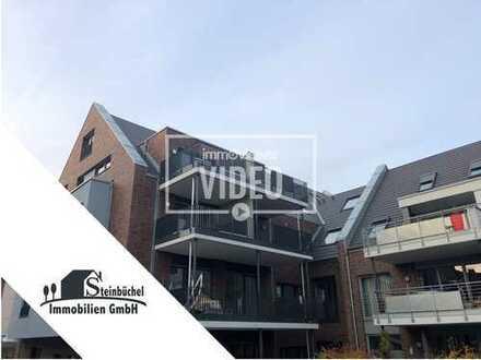 Neubau-Wohnung mitten in Dülmen mit zwei Balkonen
