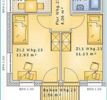 Schönes Zimmer in geräumiger 2-er WG unmittelbar bei Hochschule