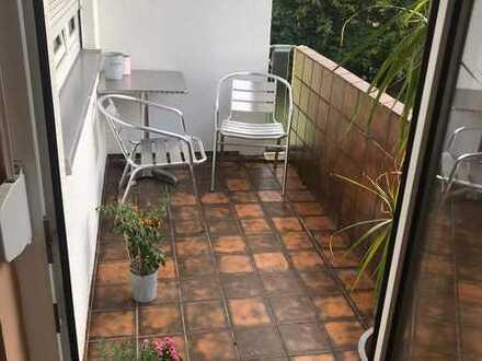 Gepflegte 3-Zimmer-Wohnung mit Balkon in Mannheim