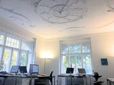 Stilvolles Büro in Jugendstilvilla !