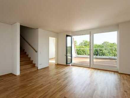Stilvolle, helle 4-Zimmer-Penthouse-Wohnung mit Balkon in Köln - Bayenhtal