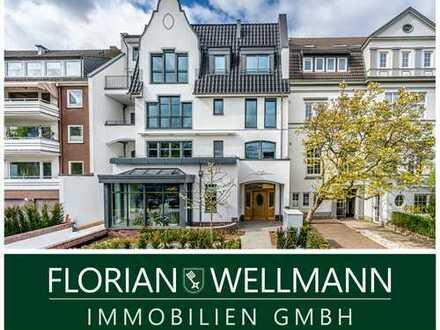 Bremen- Schwachhausen I Außergewöhnliche 3-Zimmer-Wohnung mit großer Dachterrasse
