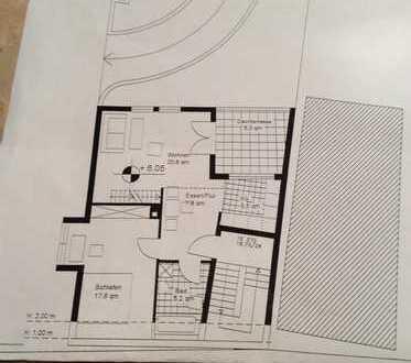 Exklusive, neuwertige 4-Zimmer-Maisonette-Wohnung mit Balkon in Bad Vilbel