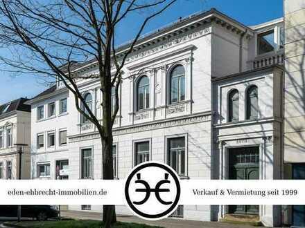 Stadtvilla in Innenstadtlage | Wohn- & Geschäftshaus | Oldenburg