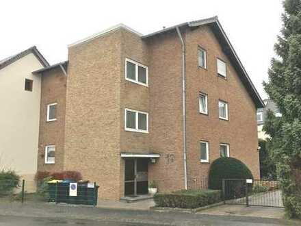 Widdersdorf; ruhige Lage: 3-Zimmer-Wohnung mit West-Loggia & eigenem Hobbyraum/43m² in ruhiger Lage!