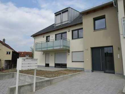 Erstbezug: Wohnung in Neuburg-Ried mit Blick auf´s Schloss!
