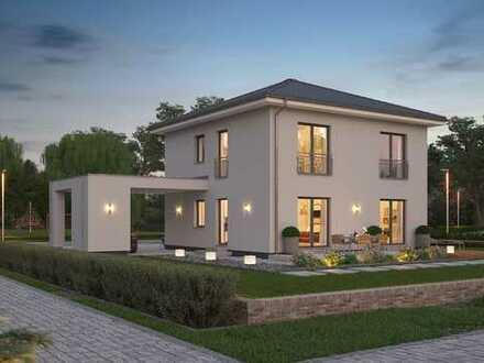 """Tolle und effiziente Stadtvilla """"Made in Germany"""""""