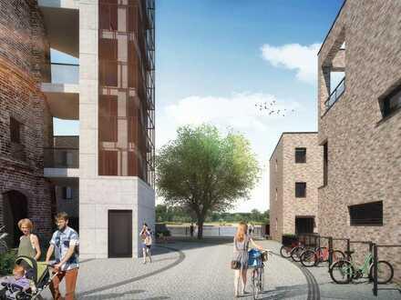 Individuelles Townhouse mit modularem Ausstattungskonzept - 5 Zimmer in exklusiver Rheinlage