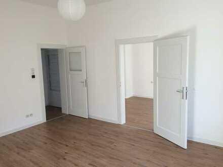 Charmante 2 Zimmer-Wohnung mit eingebauter Küche sofort beziehbar