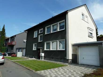 Schöne, ruhige Erdgeschoßwohnung mit Garten und Garage im Dortmunder Süden