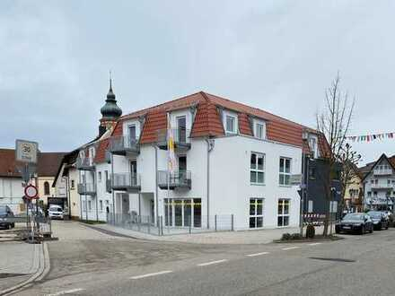 barrierefreie, seniorengerechte Neubauwohnung im Zentrum von Appenweier