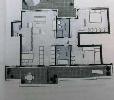 1.250 €, 113 m², 3 Zimmer