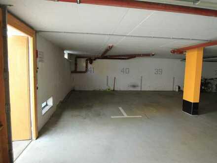 Garage / TG-Stellplatz