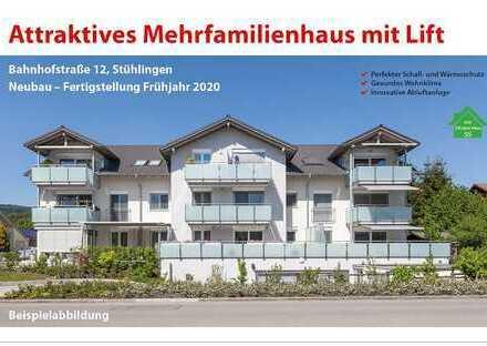 Neubau von Eigentumswohnungen