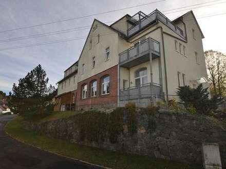 Vermietete 2-Zimmer-Eigentumswohnung
