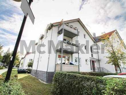 Top Kapitalanlage in Nuthetal! 1-Zi.-ETW mit Stellplatz wenige Kilometer vor Potsdam und Berlin