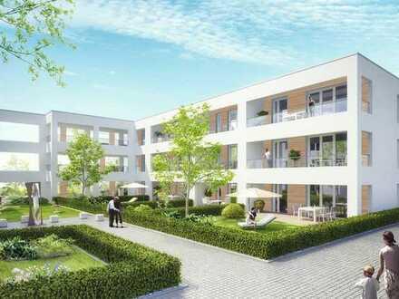 """NEUBAU - Wohnquartier """"elements"""" - Attraktive 1-Zimmer-Wohnung"""