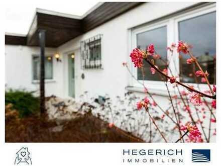 HEGERICH: Moderner Wohn(t)raum im 70er Jahre-Bungalow