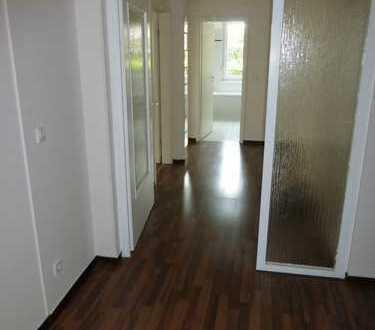 Sonnige 3-Zimmer-Erdgeschoss-Wohnung mit Terrasse in Gransee