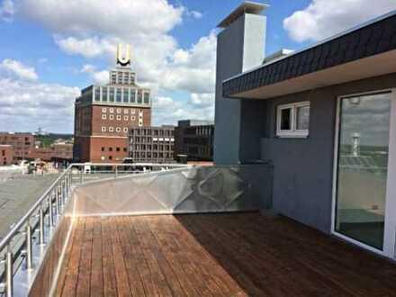 ►► [NEU] Höchst attraktive Penthouse Wohnung in Dortmunder City-Nähe!