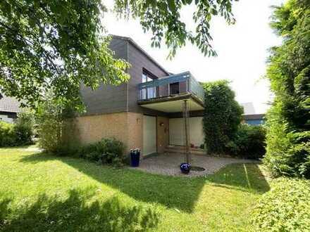 Großzügig, hell, offen - Einfamilienhaus mit Garage und großem Garten