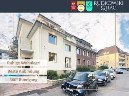 Köln-Lindenthal ¦¦ Top-Lage ¦¦ 3 Zimmer ¦¦ Parkett ¦¦ sehr gepflegtes Objekt