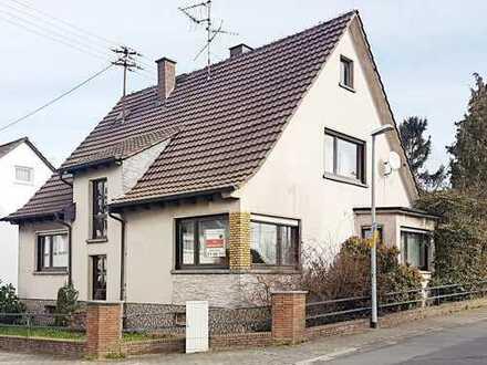 Freistehendes Einfamilienhaus in Dreieich / Offenthal!