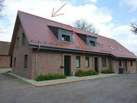 Wohnen auf ehemaligen Bauernkotten - Neubauwohnung mit Terrasse und eigenem Eingang!