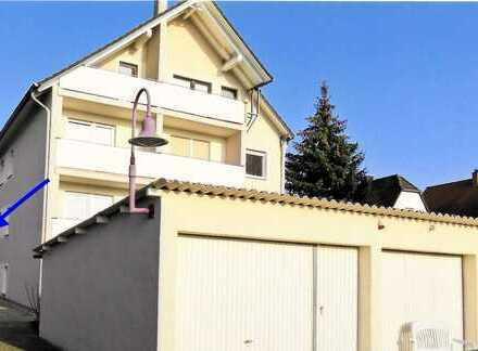 Erstbezug nach Modernisierung/Sanierung 1-Zimmer-Wohnung mit Einbauküche in Steinfeld