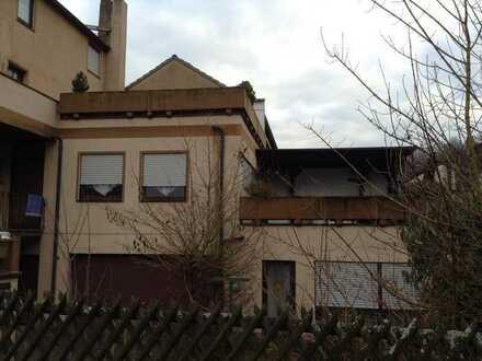 4 - Zimmer Dachgeschosswohnung in der Stadt Rieneck
