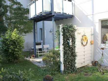 Gut geschnittene 2-Zimmer-Erdgeschosswohnung in Ismaning